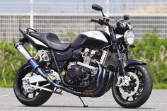 Planet Japan Blog: Honda CB 1300 SF by Nap's Hiroshima