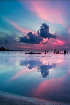 Landscape and Nature Beautiful Sunset, Beautiful World, Beautiful Places, Simply Beautiful, Cotton Candy Sky, New Backgrounds, Belle Photo, Pretty Pictures, Amazing Photos