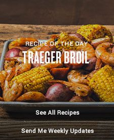 Traeger's unique take on the traditional Cajun boil roasts the sausage, potatoes, corn, and shrimp directly on the grill, making it a Cajun Broil. Add in Old Bay seasoning and you're ready for a party in Louisiana. Traeger Smoker Recipes, Traeger Bbq, Pellet Grill Recipes, Grilling Recipes, Traeger Grills, Smoked Beef Brisket, Smoked Pork, Smoking Recipes, Boiled Food