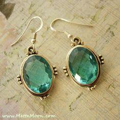 MettaMoon Clearly Blue Earrings