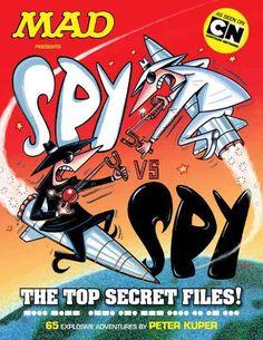 Spy Vs. Spy: The Top Secret Files!