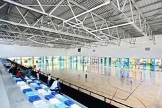 Burriana Sports Pavilion - Burriana, Spain