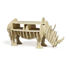 Wild Rhino Table