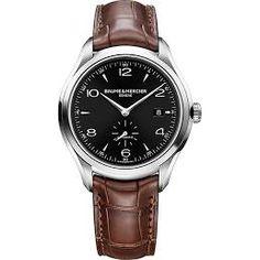 Baume & Mercier M0A10053 Clifton Watch - for Men, Size 50
