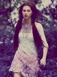 Free People Snow Garden Dress:-))