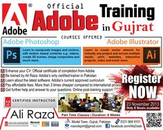 Adobe Certified Photoshop Training at Model Town, Model.VenueCity, - Ref - 327