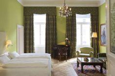 Junior Suite 17 - Hotel Altstadt Vienna City Centre Design Hotel, Boutique, Vienna, Relax, City, Bed, Room, Furniture, Home Decor