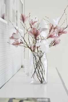 Simple floral arrangement