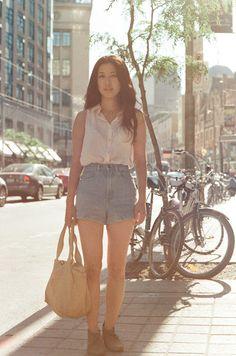 Toronto Street Fashion Blog