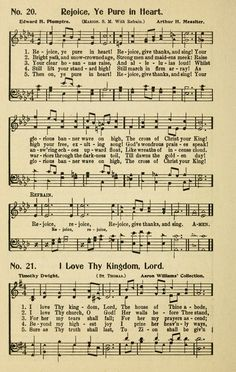 Christian Song Lyrics, Christian Music, Christian Quotes, Blessed Assurance, Southern Gospel Music, Spiritual Songs, Bible Love, Praise Songs, Vintage Sheet Music