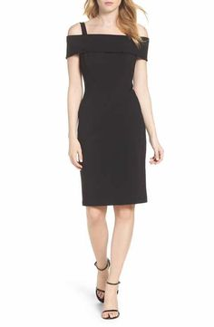 Fashion q black dress vince