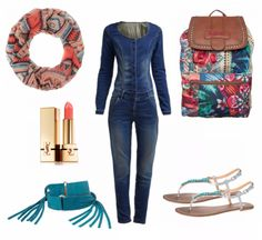 JeansSuit #outfit