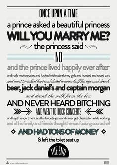 A fairy tale gone wrong? - Imgur