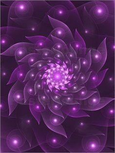Spiral Purples