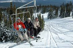 #Skiing at Hudson Bay Mountain in beautiful #Smithers #BC
