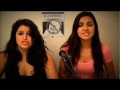 """LIKE Us On Facebook!   Todd Akin, a Republican Senate candidate in Missouri, said women wouldn't get pregnant as a result of """"legitimate rape"""".  So we wrote a song about his theory on rape and pregnancy.    https://itunes.apple.com/us/album/briaandchrissy/id584747709  Facebook- https://www.facebook.com/BriaAndChrissy  Twitter- https://twitter.com/Bri..."""