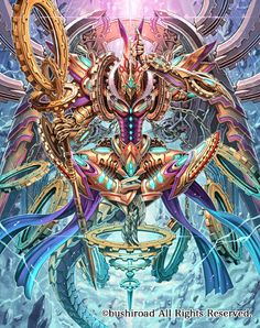 Interdimensional Dragon Chronos Command Dragon
