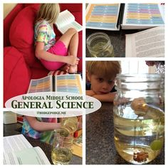 Apologia General Science for Middle School