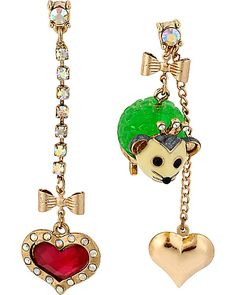 894f6ddc22798 69 Best Betsey Johnson images in 2013 | Betsey Johnson, Jewelry ...