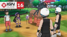 Route 6 - Pokemon: Sun and Moon Walkthrough IGN takes you through Route 6 in the Alola region in Pokemon Sun and Moon for the Nintendo 3DS.    For more Pokemon locations moves hidden items tips and secrets in Pokemon Sun and Moon check out our full wiki @ http://ift.tt/2a0j8XS November 28 2016 at 06:44PM  https://www.youtube.com/user/ScottDogGaming