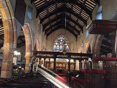 St. Andrew's parish church, Bowlands, Lancashire