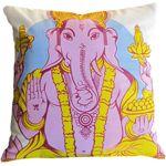 Spiritual hOMe: pillows (buddha! ganesh! kali!)