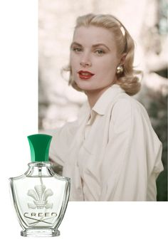 Grace Kelly: Creed Fleurissimo  Creed again for Princess Grace!!! Timeless!!