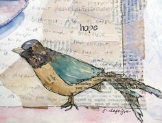 from my sketchbook by janelafazio, via Flickr