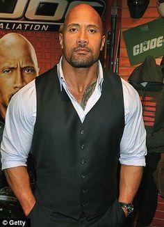 #The Rock #Dwayne The Rock Johnson #bodybuilding http://bodybuildingtrainingsplan.net