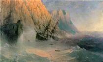 The Shipwreck - Ivan Aivazovsky