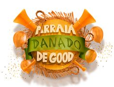 Arraiá danado de good - Caipiras in love with Brazil on Behance