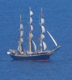 """Georg Stage"" Tall Ship"