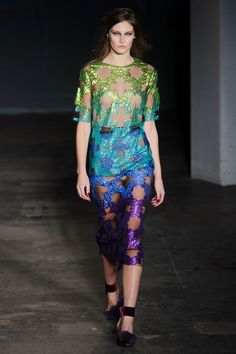 House of Holland | FW 2014 | LFW