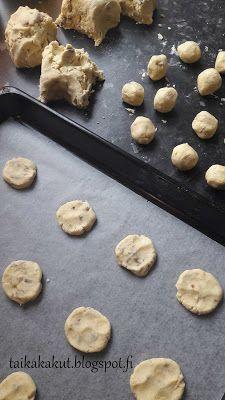 Tarun Taikakakut: Daim-pikkuleivät Yams, Griddle Pan, Pudding, Cookies, Baking, Desserts, Food, Grill Pan, Flan