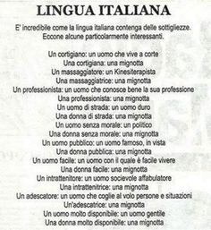 Italian Vocabulary, Haha So True, Everything Funny, Funny Times, Just Smile, Satire, Good Mood, Beautiful Words, Sentences