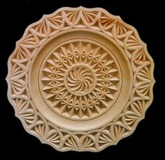Frisian chip carving.