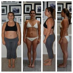 Sarah dedicated herself after the 24 Day Challenge to what she learned. These are her 9 month victory photos !She lost 30 pounds and look at the inches. Love what can be accomplished when someone is truly dedicated.