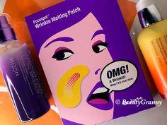 Dr.Jart+ Focuspot Wrinkle Melting Patch отзыв. Растворимые патчи. Dr Jart, Rc Cola, Beverages, Drinks, Soda, Patches, Candy, Sweet, Drink