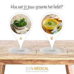 Hoe eet jij jouw groente het liefst? Xls Medical, Healthy Lifestyle, Weight Loss, Tableware, Dinnerware, Dishes, Weigh Loss, Loosing Weight, Loose Weight