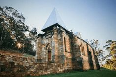ST JOSEPHS GUESTHOUSE // Sydney, NSW // via #WedShed