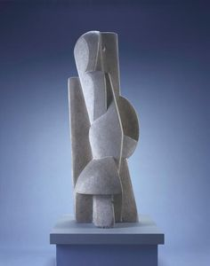 lipchitz - seated figure