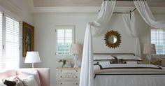 La chambre style romantique nous dévoile ses secrets