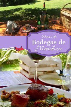 Dicas de Bodegas em Mendoza, Argentina.
