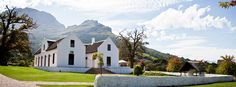 Zorgvliet Winery Stellenbosch Cape Dutch, Cape Town, South Africa, This Is Us, Architecture Design, Places To Visit, African, Mansions, House Styles