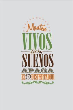 Mantén vivos los sueños...... #citas #frases