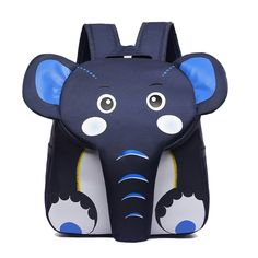 Cool Elephant Backpack from The Gift Direct are the latest, trendsetting Products. Baby Rucksack, Laptop Rucksack, Toddler Bag, Toddler Backpack, Disney Frozen, Nylons, Camouflage, Elephant Bleu, Cheap School Bags