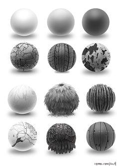 Материальность поверхности. | 355 фотографий