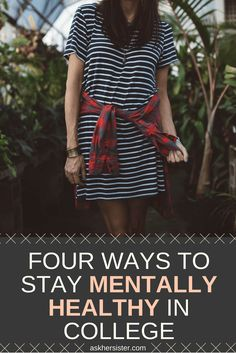 For some, starting college is the beginning of mental health issues. Here are a few tips to stay mentally healthy in college.