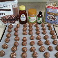 Juice Plus Complete Protein Bites by Lisa