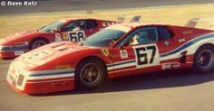 Daytona 24 hours 1979 #67 - Ferrari 512 BB #26685 - JMS Racing-Pozzi